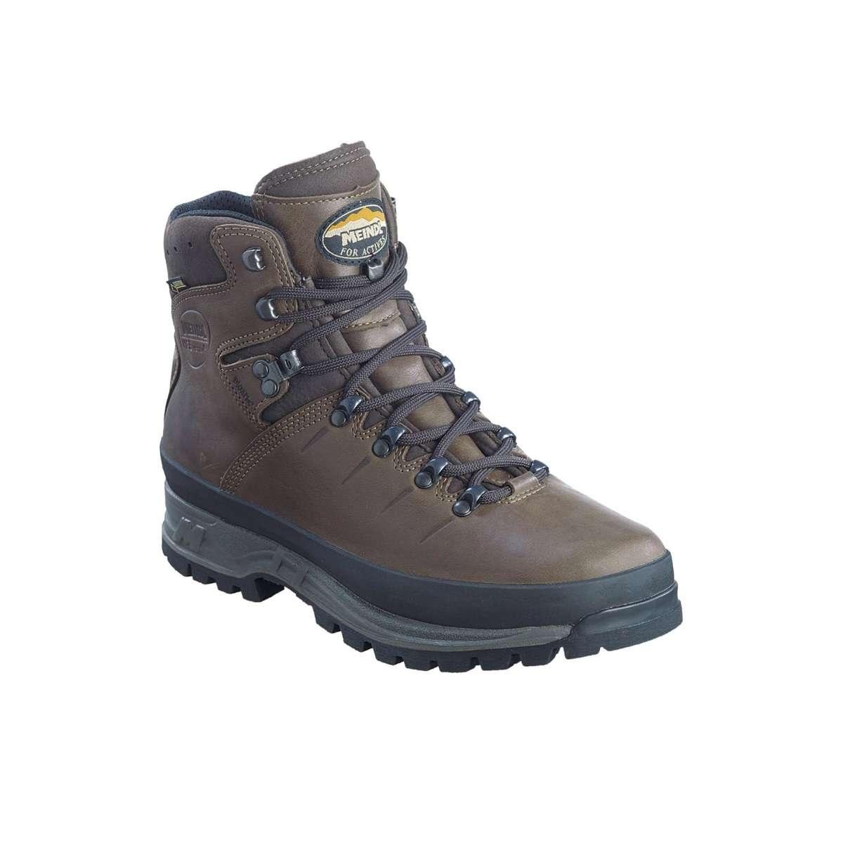 a767e16193f Meindl Men's Bhutan MFS GTX Walking Boot - Brown 11