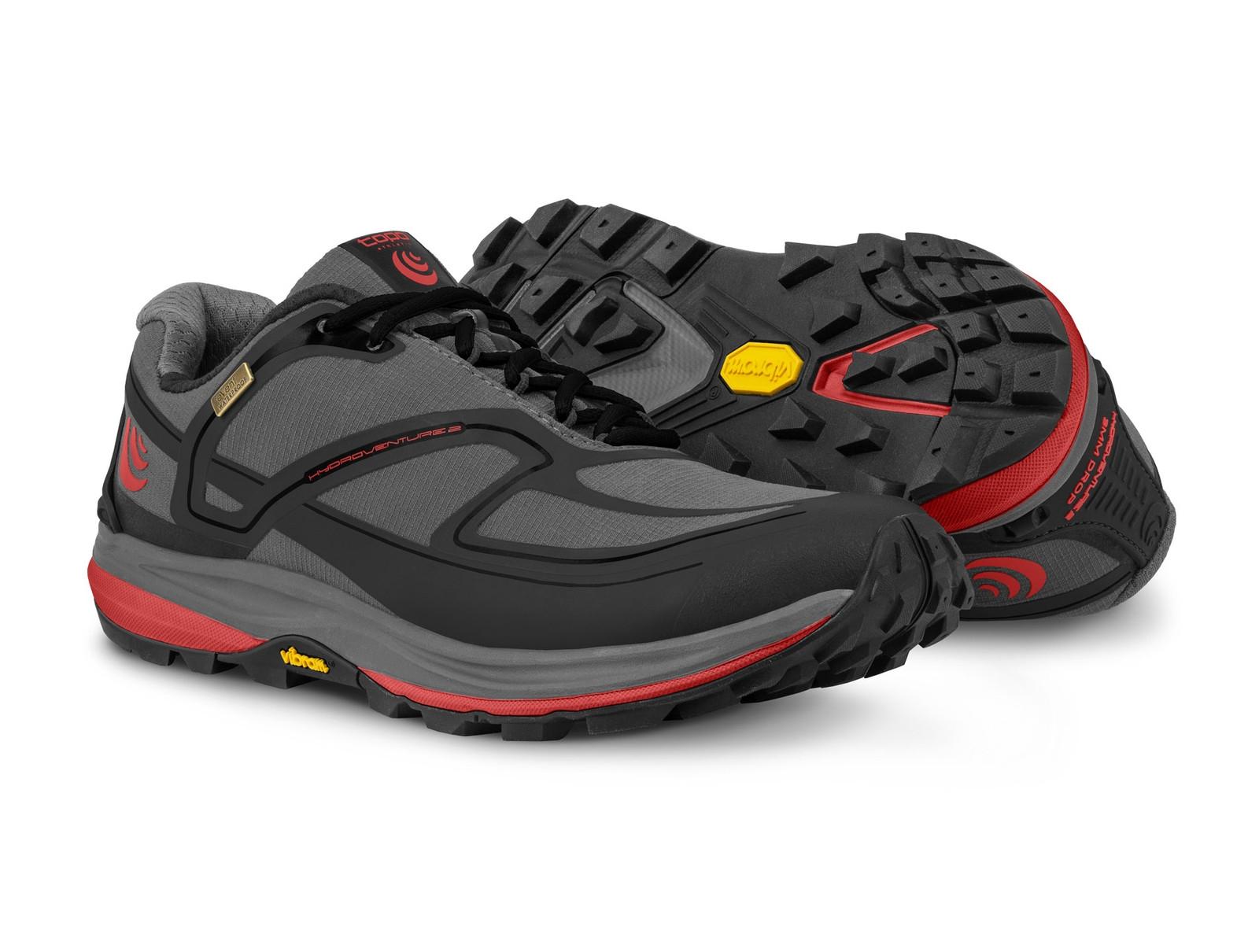 Low Drop waterproof Trail Running Shoe